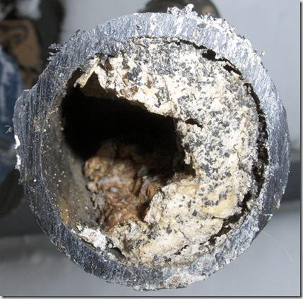 Засор канализации в частном доме